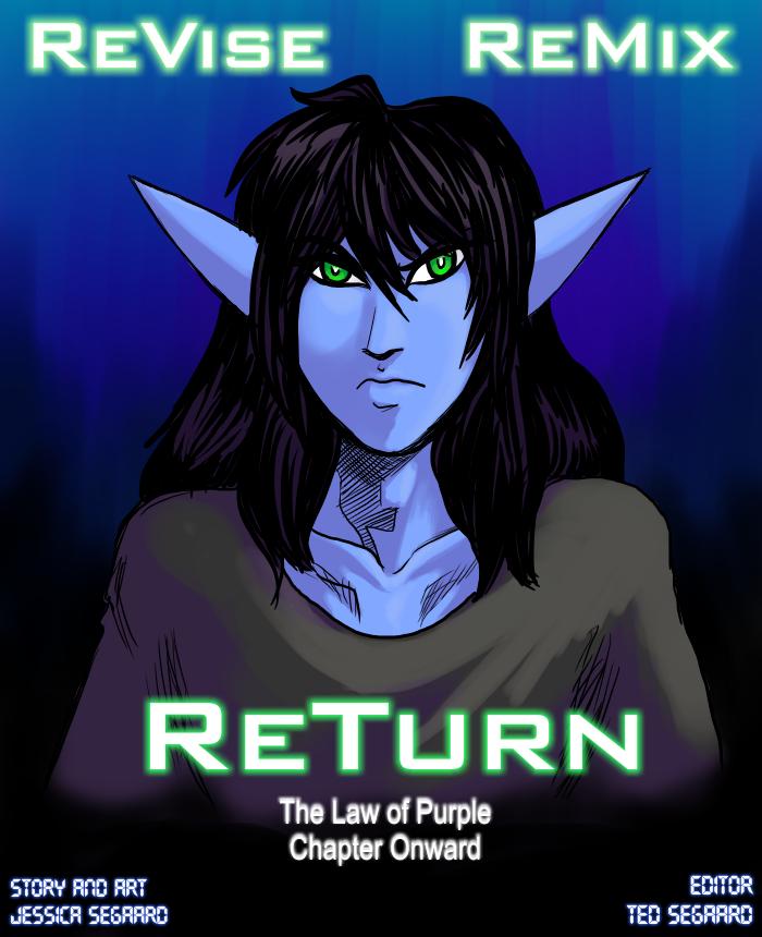 Revise, Remix, Return Title Page